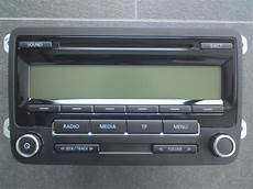 original vw radio rcd 310 golf 6 vi mp3 biete