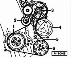 Solved Belt Routing Diagram For 2003 Vw Beetle 2 0 Gas