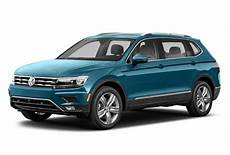 2019 vw tiguan coupe rumors changes interior colors