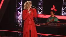The Voice Of Germany Ora Singt Bei Den Blind