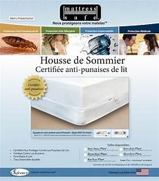 housse anti punaise de lit sommier mattress safe