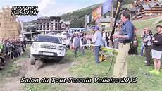Salon Du Tout Terrain De Valloire
