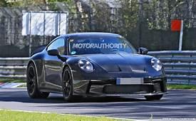 2021 Porsche 911 GT3 Touring Spy Shots And Video