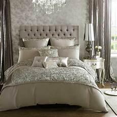 minogue soft silver bed linen bedding range