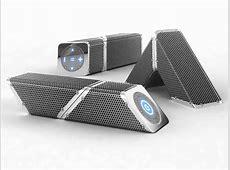 Snakes Concept Portable Speaker System   Gadgetsin