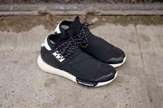 adidas y 3 qasa high black white effortlesslyfly