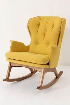 schaukelstuhl modernes design modern rocking chairs