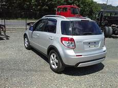 Purchase Used 2008 Suzuki Sx4 4wd Suv In Bechtelsville
