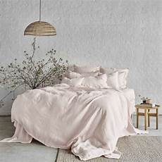new peony linen from the foxes den designerbedsheets