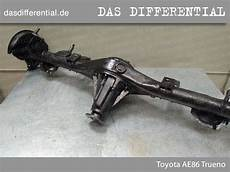 Differentialgetriebe Toyota Ae86 Trueno
