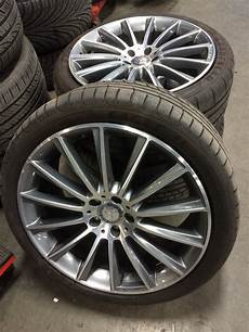 Fs W222 20 Quot 2015 Mercedes S550 Oem Amg Wheels With