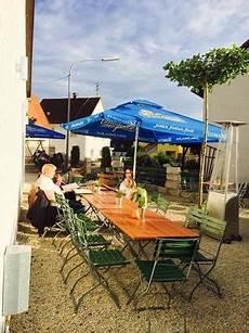 zur mühle hummendorf tatar vom angus lecker essen im biergarten bild