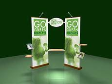 Trade Show Booth Displays Go Green Displays