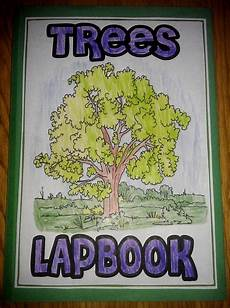 iman s home school trees lapbook