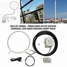 100khz 30mhz Loop Antenna Active Receiving by Mla 30 Loop Antenna Active Receiving Antenna 100khz