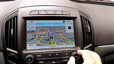 opel insignia navigation intellilink und bordcomputer