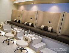 michele pelafas nail spa salon design