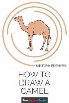 How To Draw A Camel Really Easy Drawing Tutorial