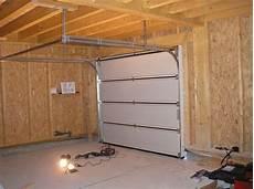 Dimension Garage Pose Porte De Garage Sectionnelle