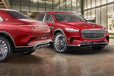 vision mercedes maybach ultimate luxury suv limousine