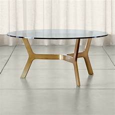 copper coffee table crate and barrel elke glass coffee table crate and barrel