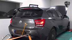 Bmw F20 116i 136ps Remapped To 205ps Microchips Tuning