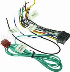 wire harness for pioneer avh p4300dvd avhp4300dvd pay