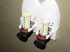 testing led lights for cars h8 h11 led fog lights vs
