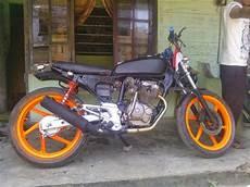 Tiger Modif Japstyle by Honda Tiger Modifikasi Japstyle Thecitycyclist