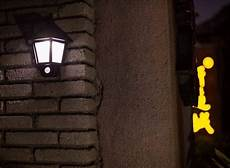 modern wall mounted exterior spotlight with pir operation wireless solar led security light pir motion sensor wall led spotlight for garden porch