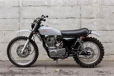 Racing Caf 232 Yamaha Sr 400 1 By Bratstyle