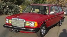 1981 mercedes w123 300td kombi station wagon 1 owner