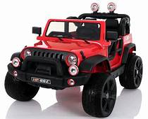 Newest Jeep 12v Battery Powered 4x4 Kids Ride On Car 2