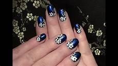 Schöne Nägel Muster - nageldesign blumen f 252 r kurze n 228 gel zum selber machen