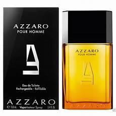 azzaro pour homme 100ml eau de toilette rechargeable
