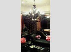 21 Dramatic Gothic Living Room Designs   Interior ***