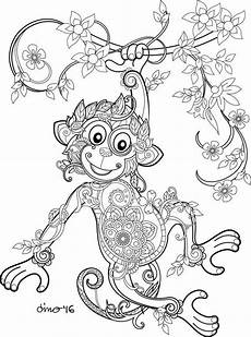monkey gt for the top rated adult coloring books and