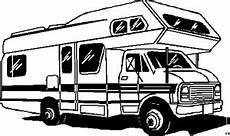 Malvorlagen Kostenlos Wohnwagen Automobil Wohnmobil Ausmalbild Malvorlage Auto