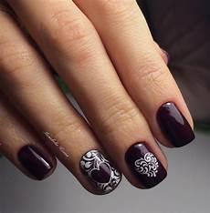 25 ultra pretty fall nail designs for autumn fall chic