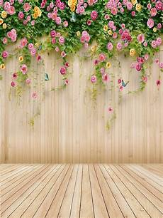 Flower Wall Floor Backdrop Photography Photo 6 5ft h x5ft w wedding photography backdrops
