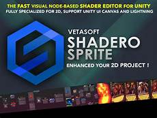 unity apply shader to sprite 50 best unity assets shader editor extensions level editors models terrain tl dev tech