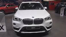bmw x1 xdrive 20d alpine white 2018 exterior and