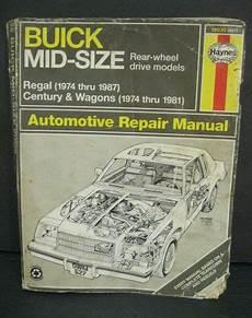 free car repair manuals 1987 buick regal head up display sell 1986 buick service repair shop manual grand national t type regal riviera dealer motorcycle