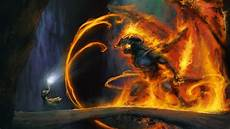Lord Of The Rings Balrog Wallpaper