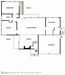 richard neutra house plans neutra beard house plan jpg 450 215 519 richard neutra