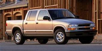 2004 Chevrolet S10 Pickup Truck  Prices & Reviews