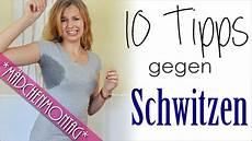 10 Tipps Gegen Schwitzen Schwei 223 Flecken Im Sommer