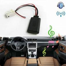 car 12pin bluetooth adapter aux cable for peugeot 207 307