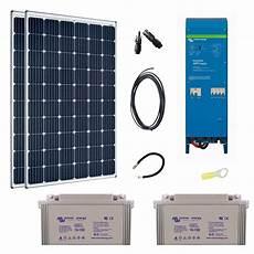 kit solaire 600w autonome 230v tout en un easysolar