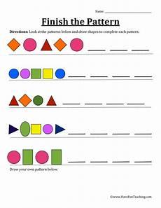 resources math patterns